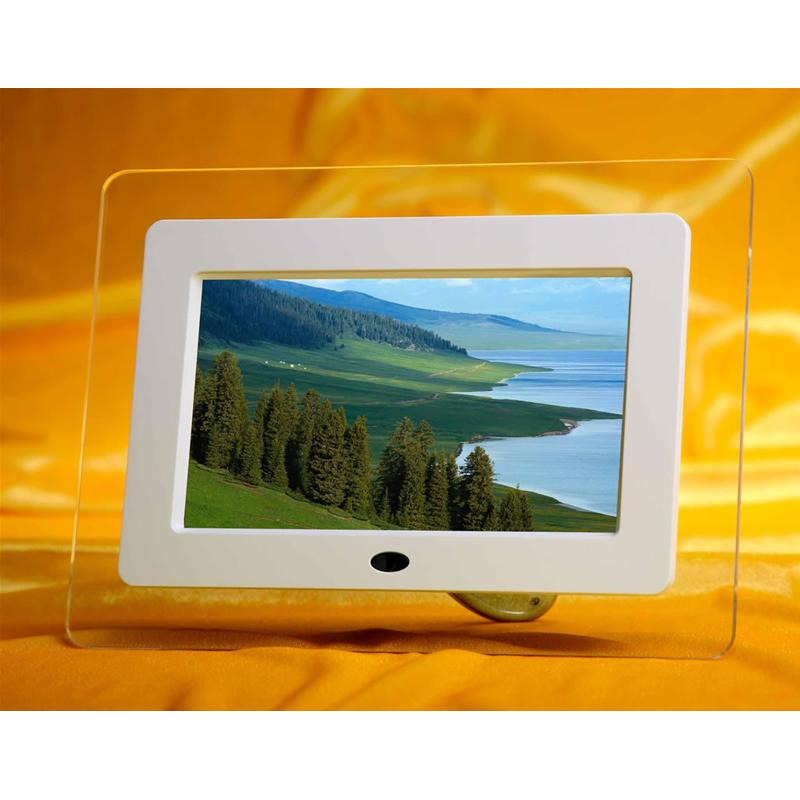 Nice 7 Digital Picture Frame Inspiration - Custom Picture Frame ...